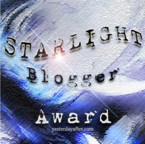 Starlight Blogger Award
